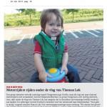 Dagblad van het Noorden 24-05-2013