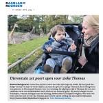 Dagblad van het Noorden 31-10-2012 (1)