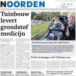 Dagblad van het Noorden 31-10-2012